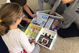 Nuestro alumnado de 3º y 4º de primaria realiza el taller Play Energy de la Fundación Endesa.