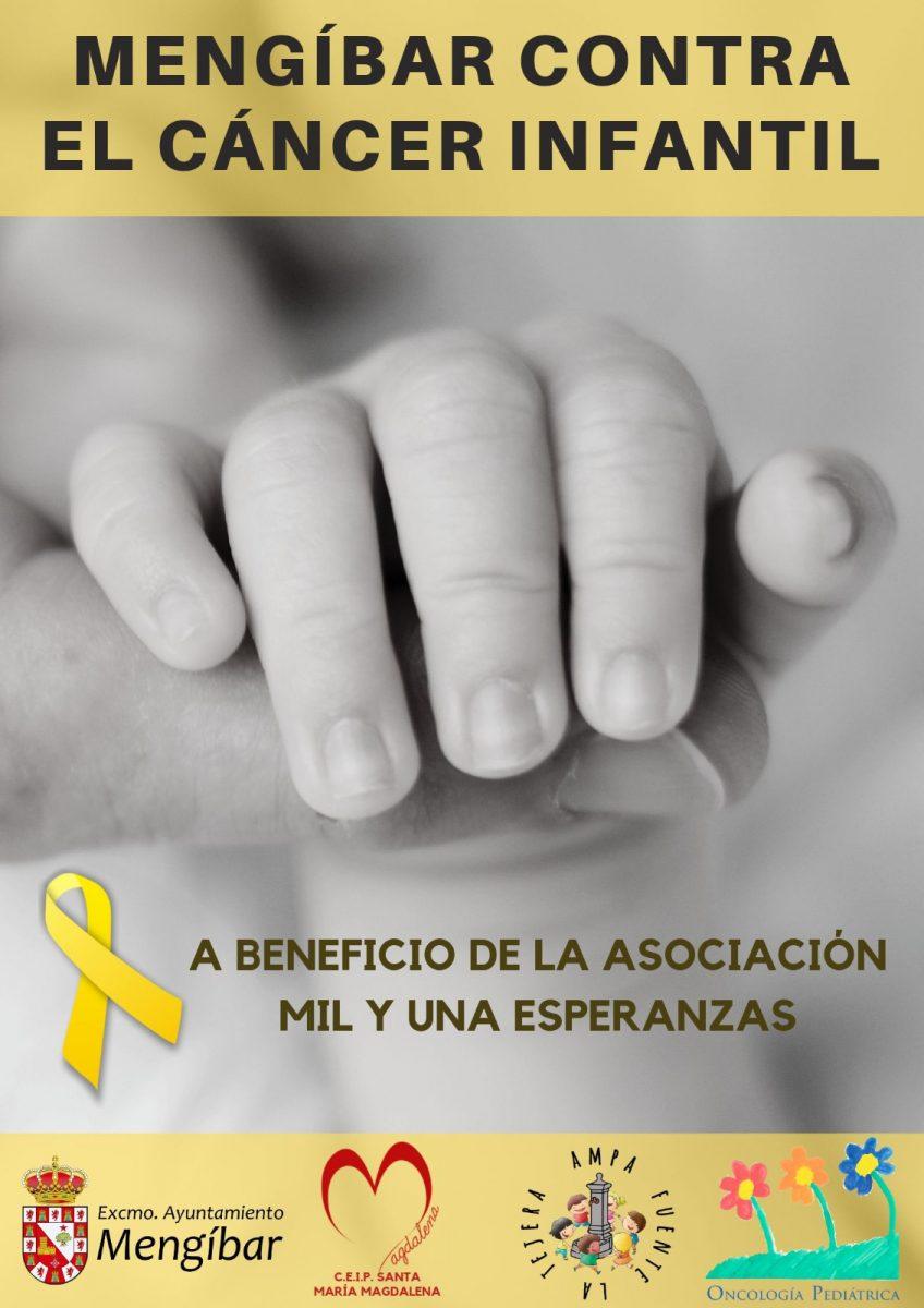 Mengíbar contra el cáncer infantil