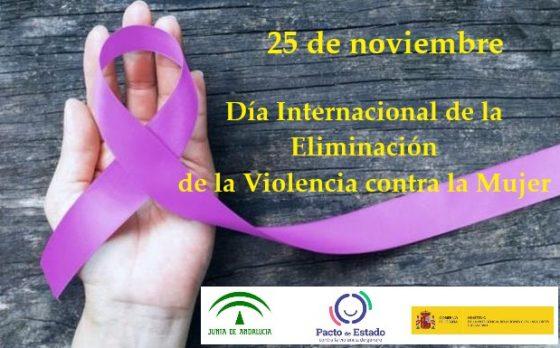 Día Internacional de la Eliminación de la Violencia contra las Mujeres.